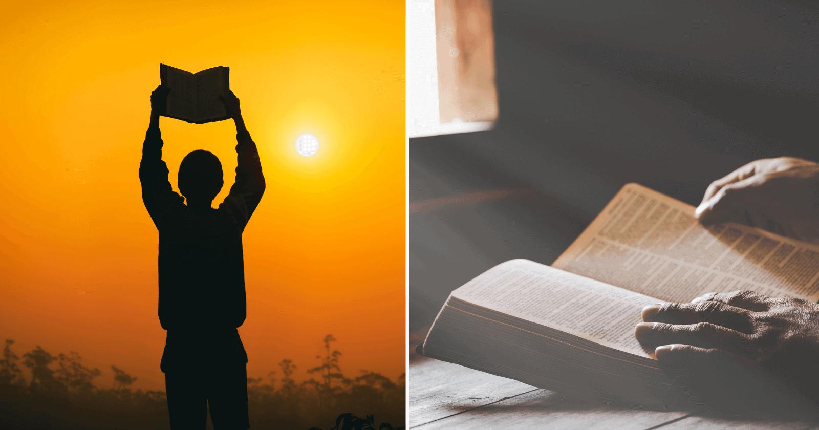 30 Versículos de Motivação para se sentir RENOVADO!