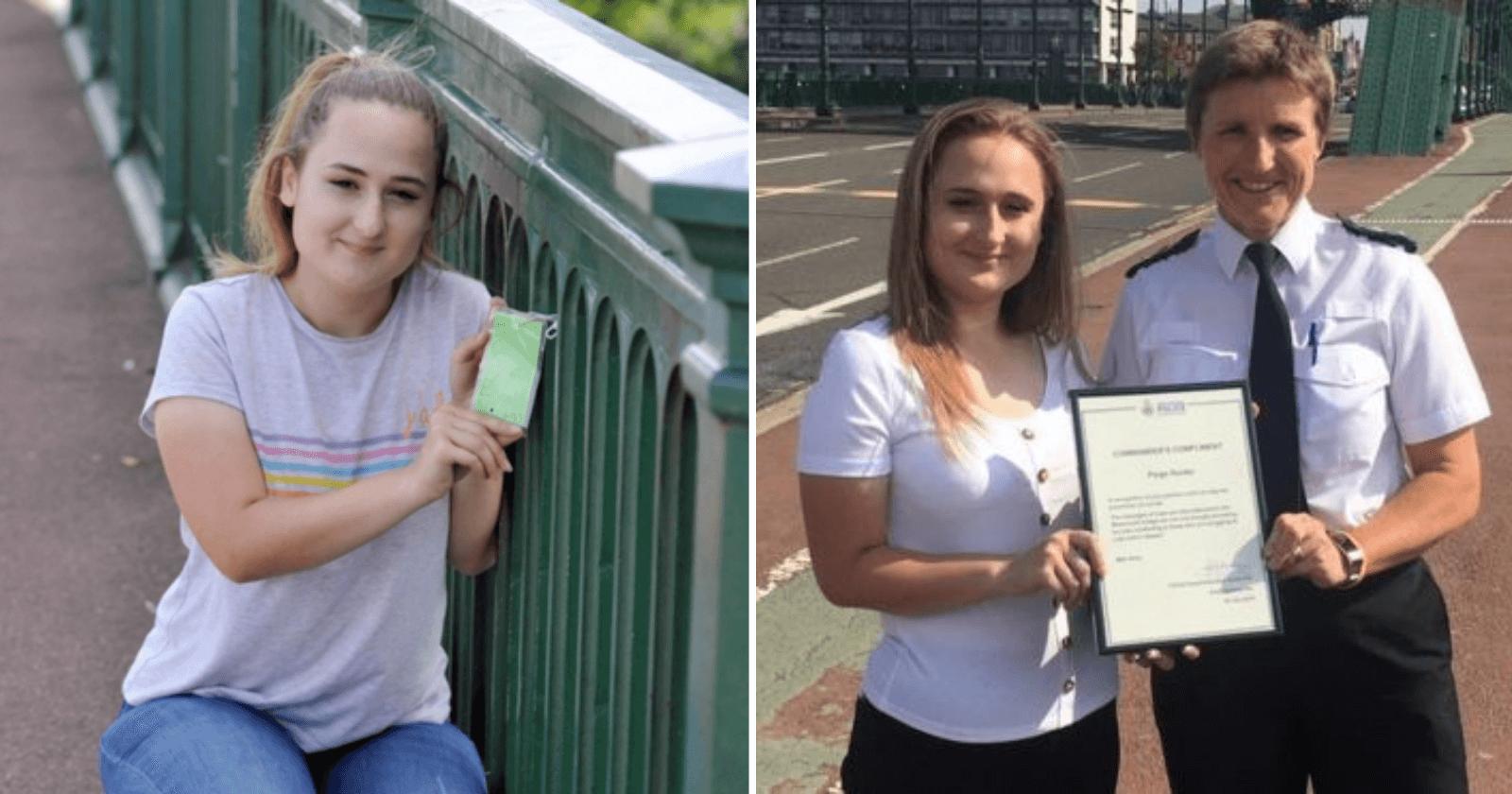 Jovem cria projeto contra suicídio espalhando mensagens que confortam corações