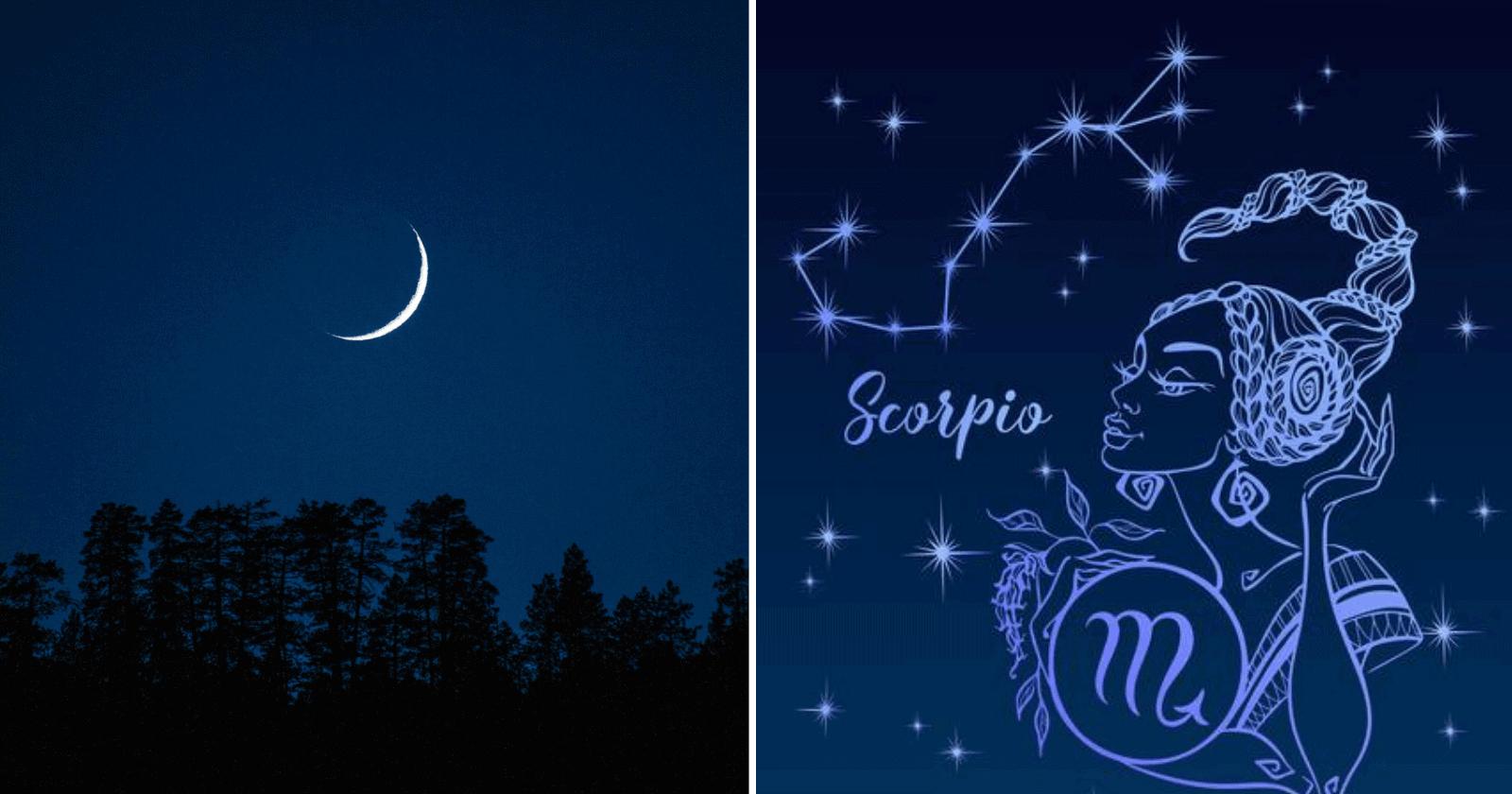Lua Nova em Escorpião: os problemas que estão em seu Mapa Astral nesse mês!