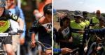 Competição de mountain bike mostra foto de campeão e determinação SUPERA sua humildade do vencedor!