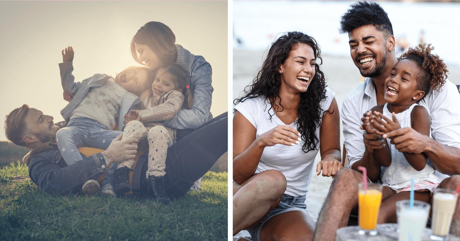 100 Legendas para Fotos em Família. Homenageando com muito carinho!