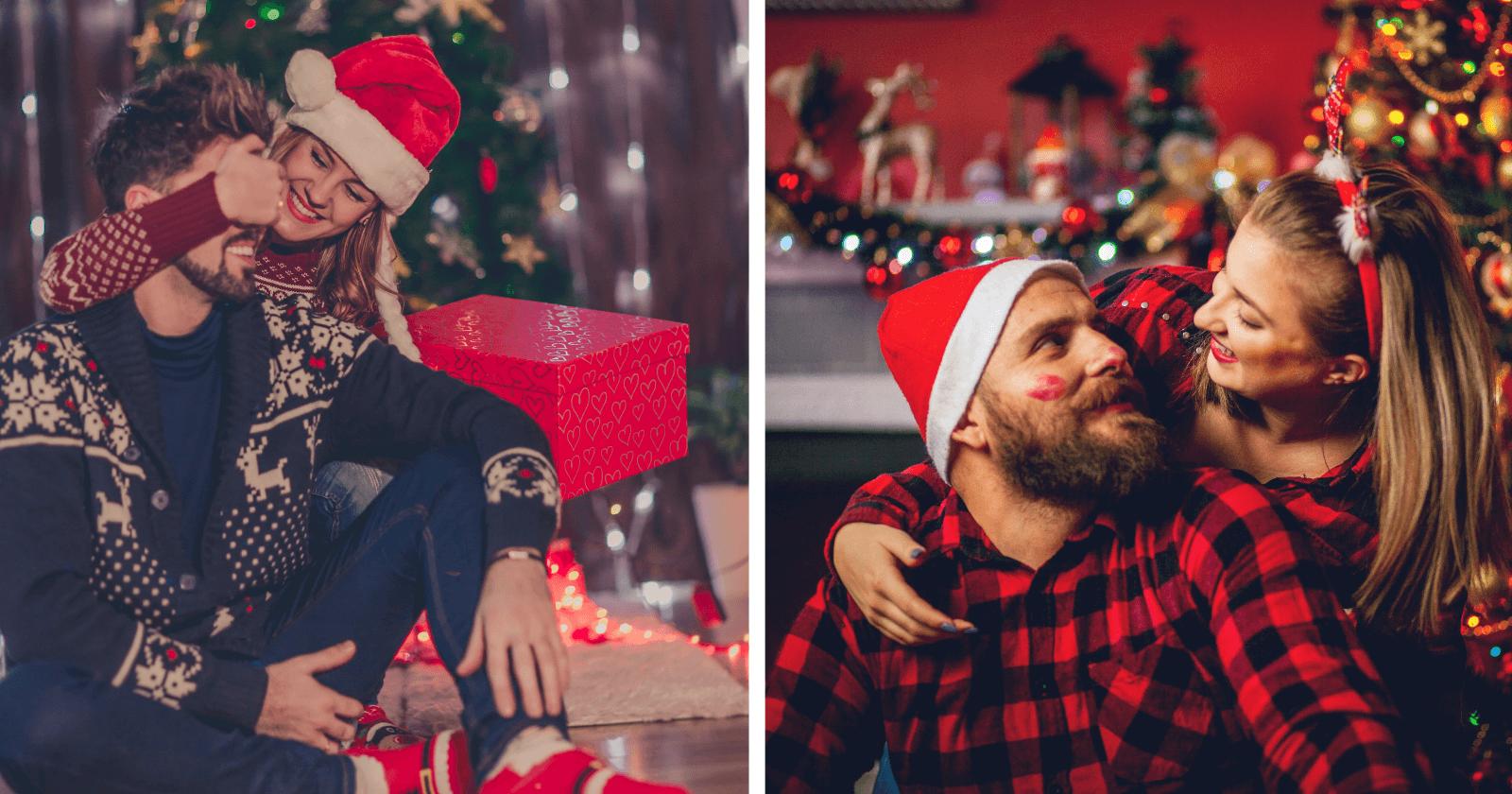 75 Frases de Natal para Namorado. Amor e carinho juntos para seu amor!