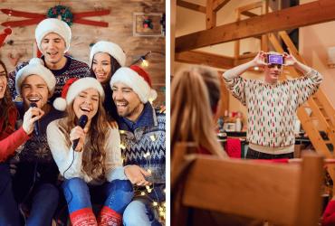 Jogos para o Natal: 10 opções para fazer a família largar o celular e se divertir de verdade!