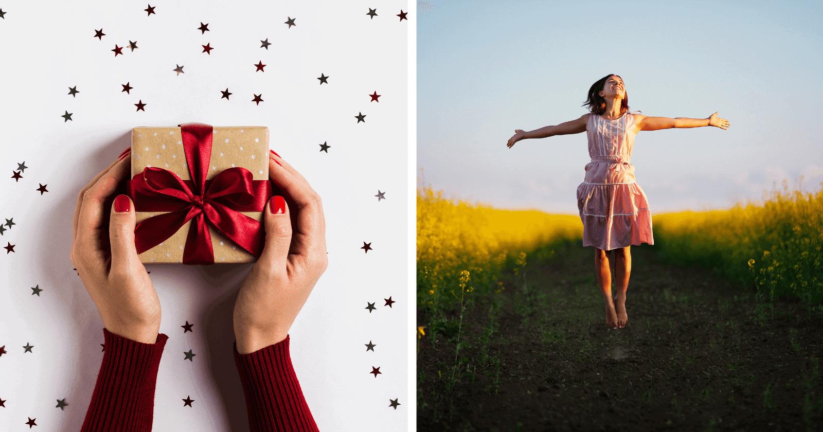 O Awebic tem uma linda mensagem de véspera de Natal especialmente para você!