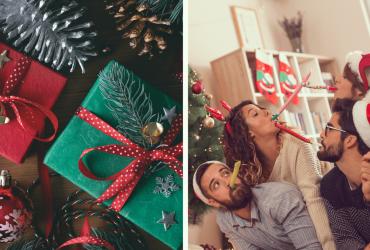 Natal na Pandemia: 10 formas SEGURAS de manter a alegria e o significado das festas!