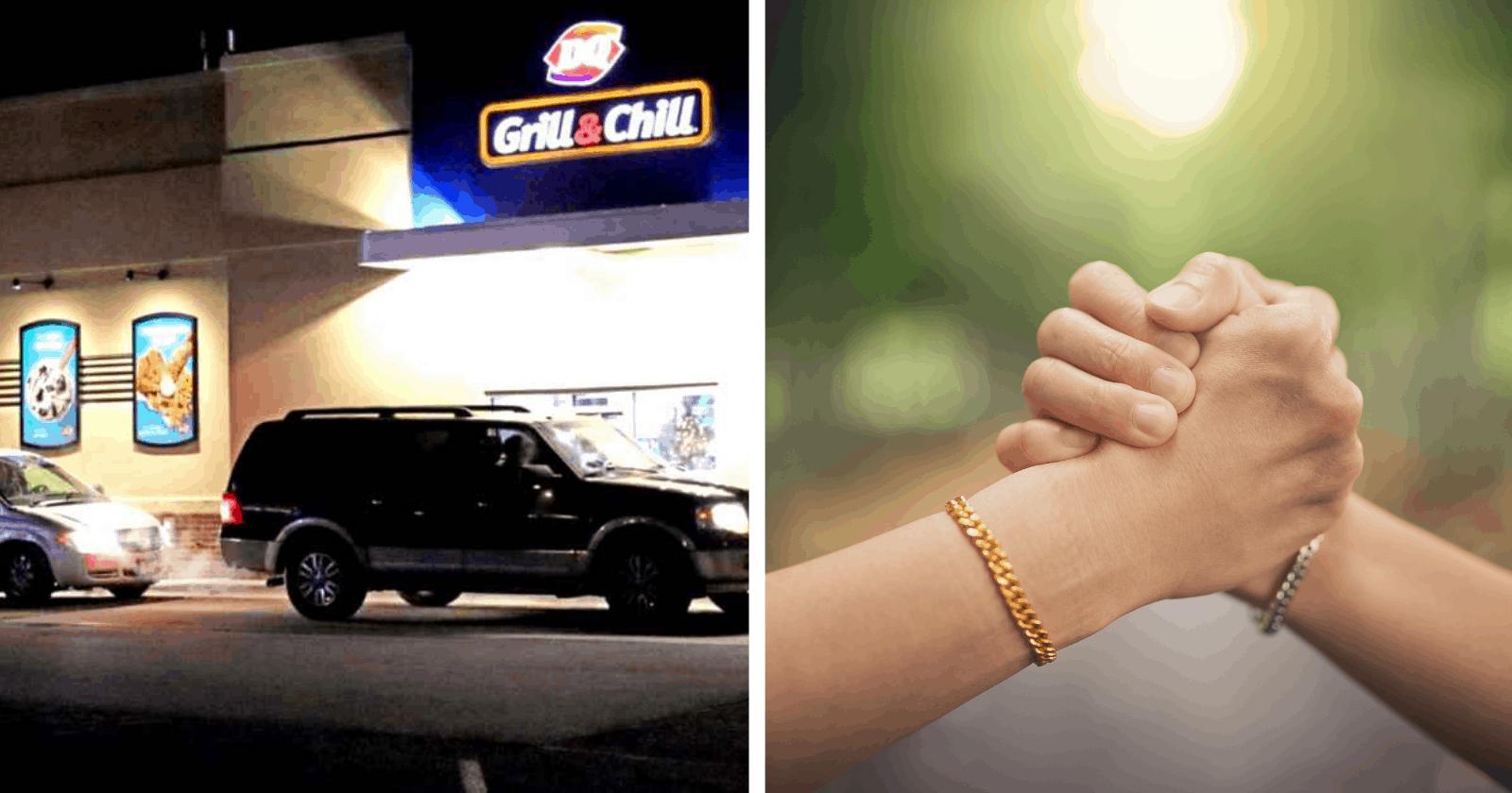GENTILEZA: Homem faz gesto impactante para uma pessoa e 900 outras fazem o mesmo!