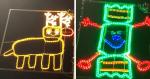 Cidade cria competição de luzes de Natal por crianças e resultado é CHOCA o mundo com a criatividade!