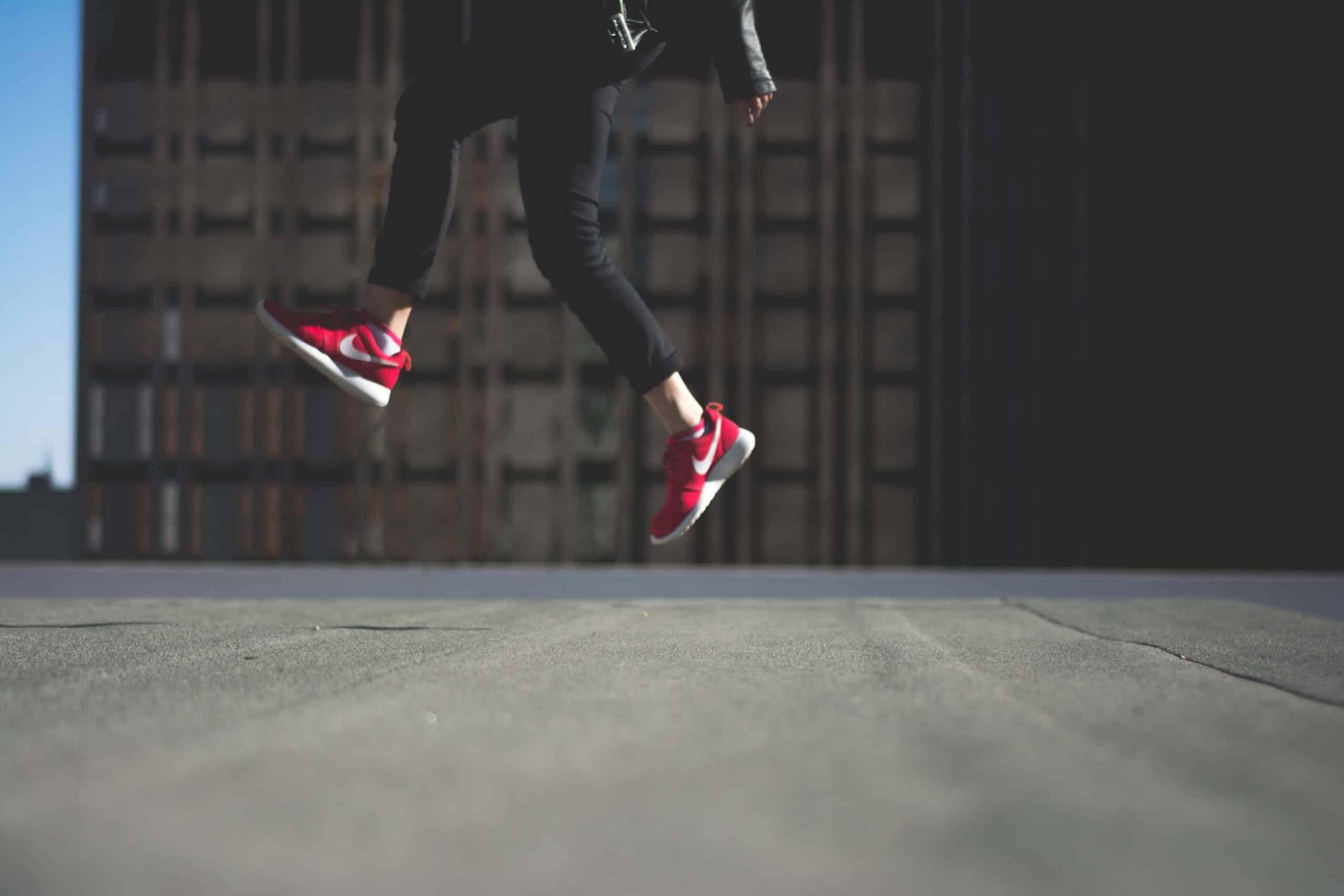 caminhar-correr