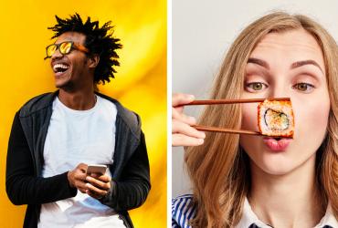 SORRIA! 30 Alimentos que te deixarão mais FELIZ, a ciência comprova!