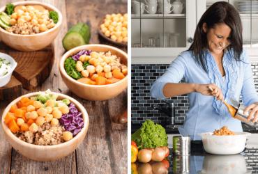 SAÚDE MAIS FORTE! 12 Alimentos para SUBSTITUIR carne animal na sua dieta