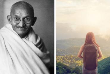 62 Frases de MAHATMA GANDHI que te farão refletir sobre a VIDA!
