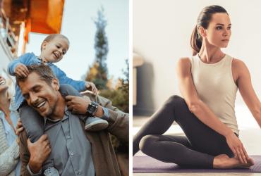 Adeus incômodo! Fazendo os sintomas da MENOPAUSA fluírem com Yoga