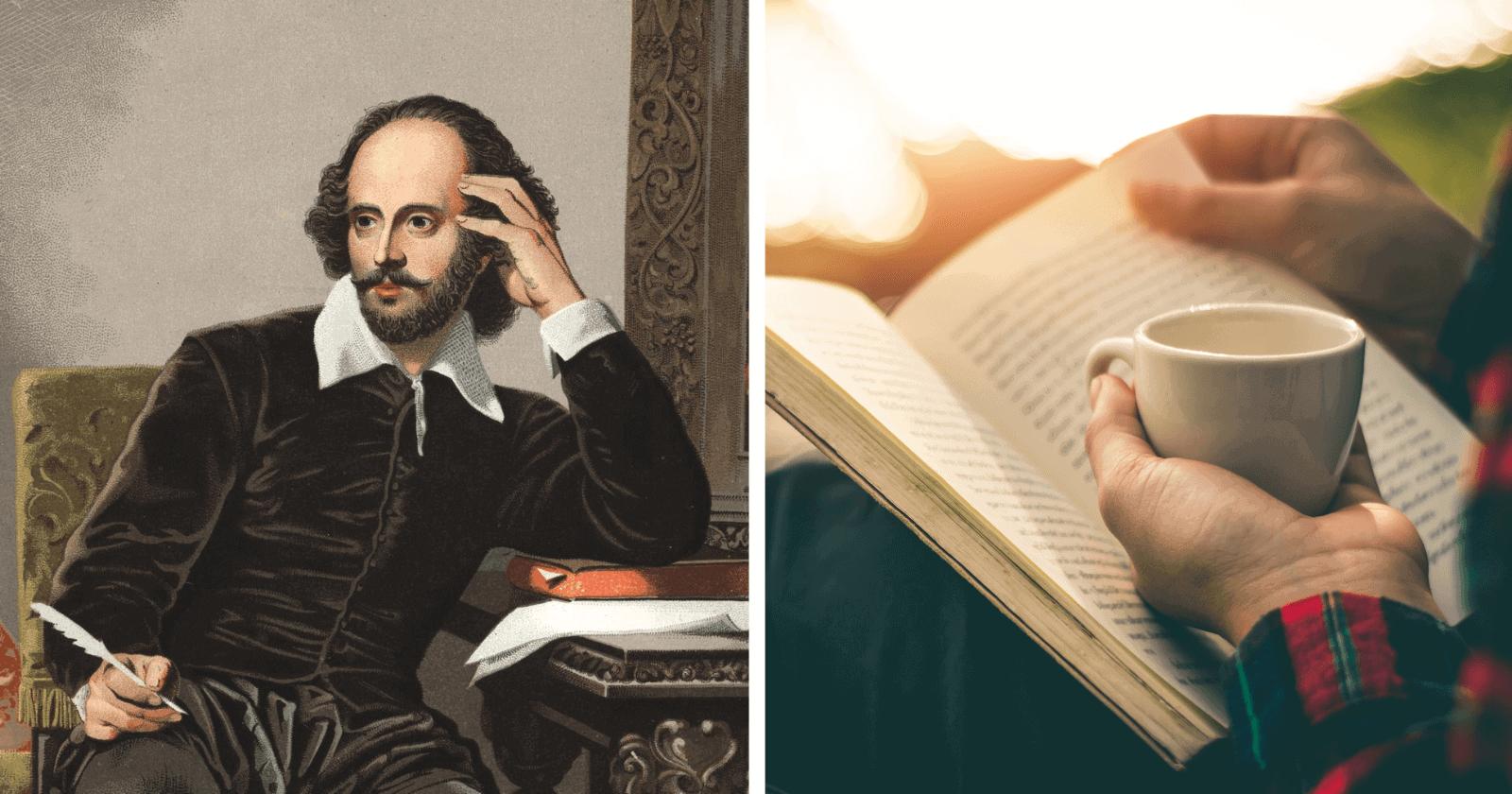 As melhores FRASES de William Shakespeare: amor e inspiração para você!