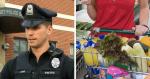 Policial é chamado por causa de furto e ao chegar no local, ele faz o que NINGUÉM esperava