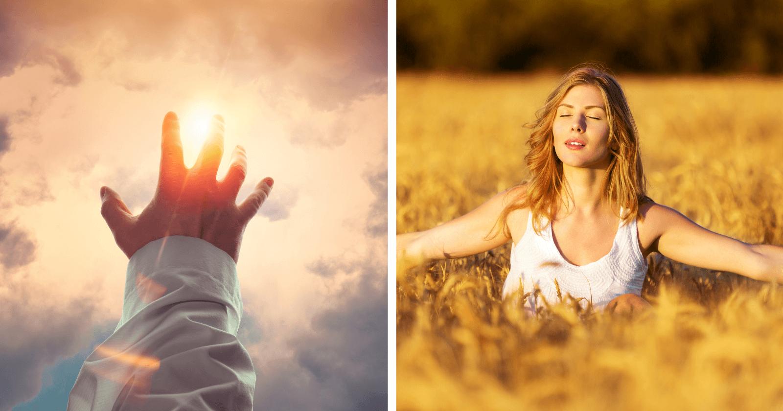 Encontre consolo aprendendo esta ORAÇÃO para acalmar o seu CORAÇÃO