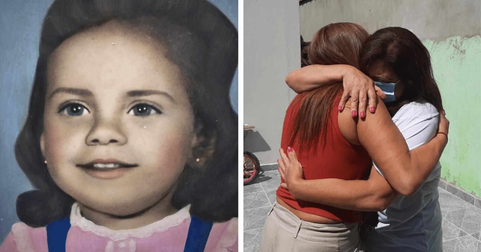 EMOCIONANTE: Adotadas na maternidade, gêmeas se reencontram depois de 53 anos separadas