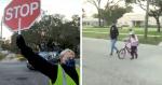 Mulher-Maravilha: Guarda salva garotinha de 7 anos de motorista em alta velocidade