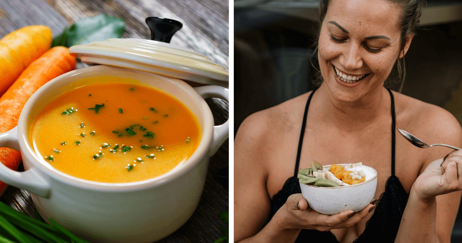 Acredita que ESSE alimento te ajudará a ENXERGAR melhor no ESCURO?