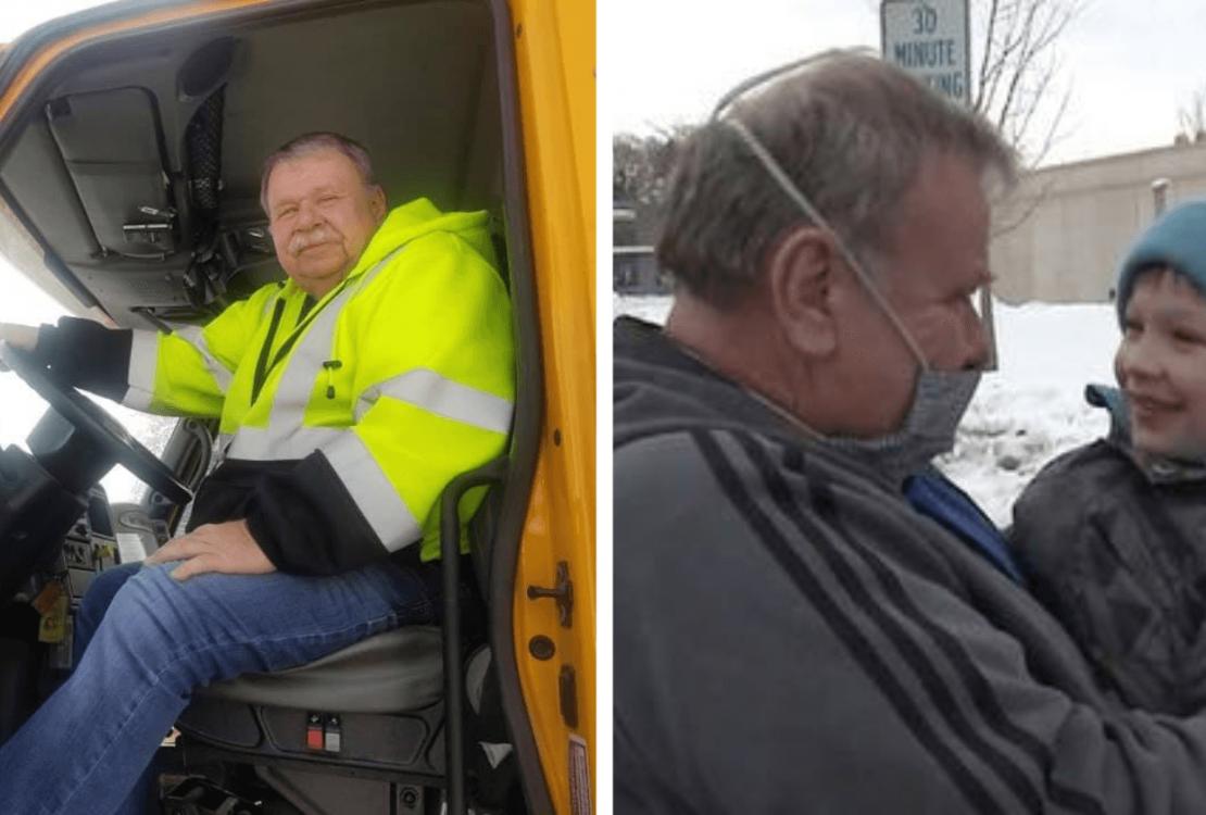 Motorista encontra garotinho perdido e salva sua vida por muito pouco!
