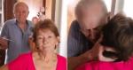 Casados há 60 anos, marido faz declaração para esposa e se emociona por tanto amor