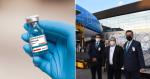 CORONAVÍRUS: Consórcio entrega mais de 1 milhão de doses da vacina no Brasil