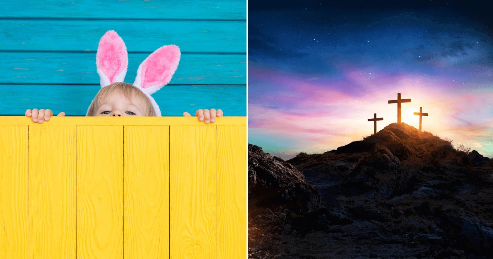 35 Versículos sobre a Páscoa. Jesus Cristo RESSUSCITOU!