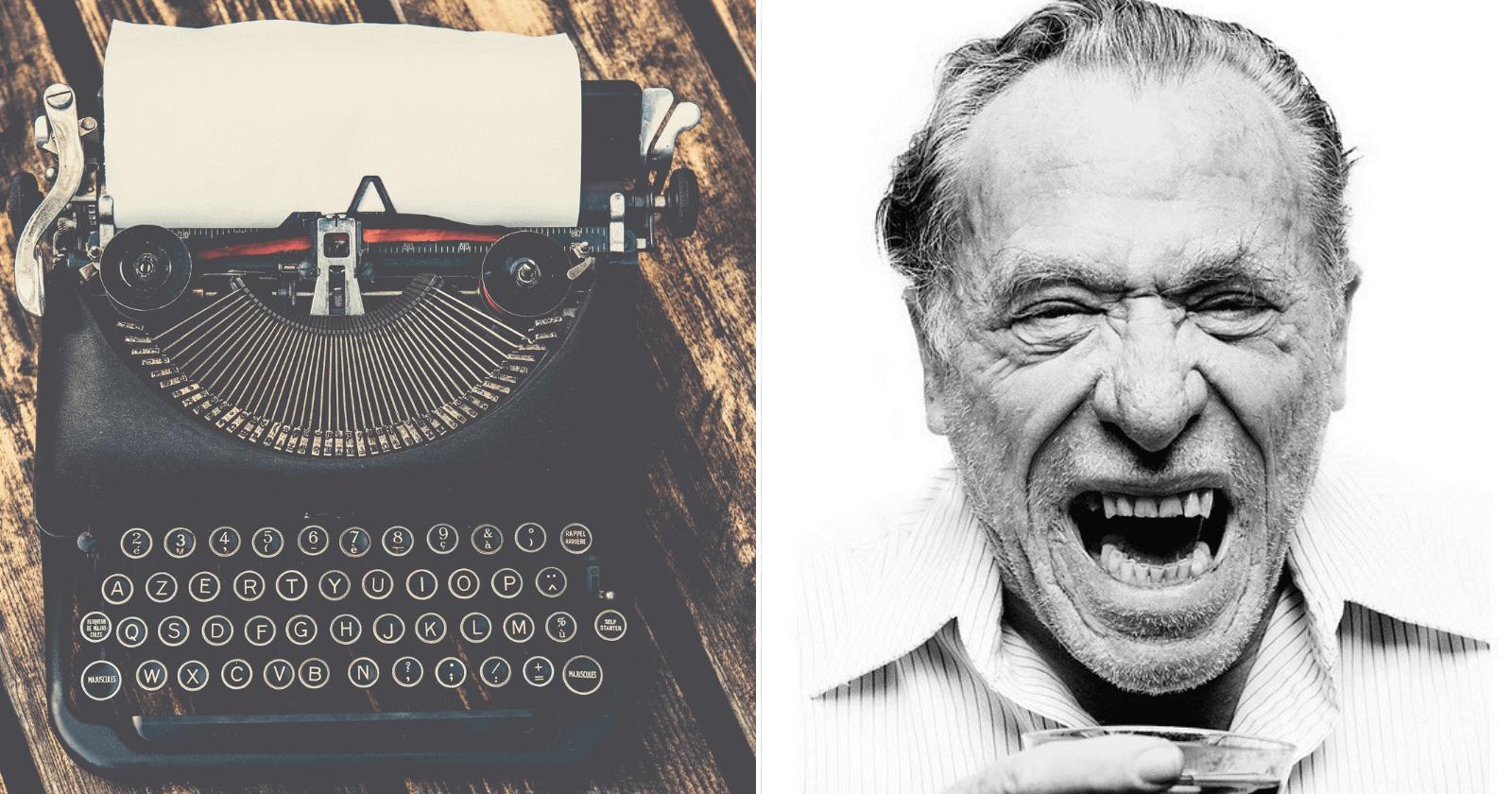 27 Poemas de Charles Bukowski: se choque e se ENCANTE ao mesmo tempo