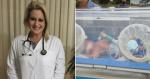 Médicos conseguem salvar bebê após mãe falecer de Covid-19