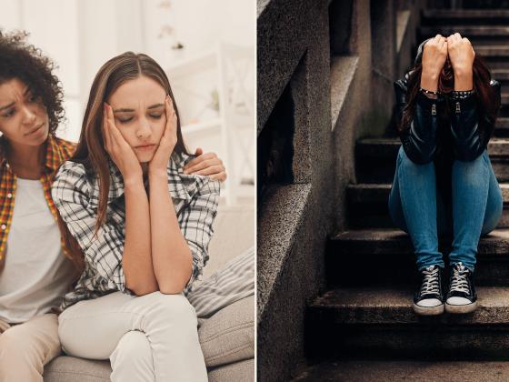 Estar DEPRIMIDO é diferente de ter DEPRESSÃO (e você precisa respeitar)