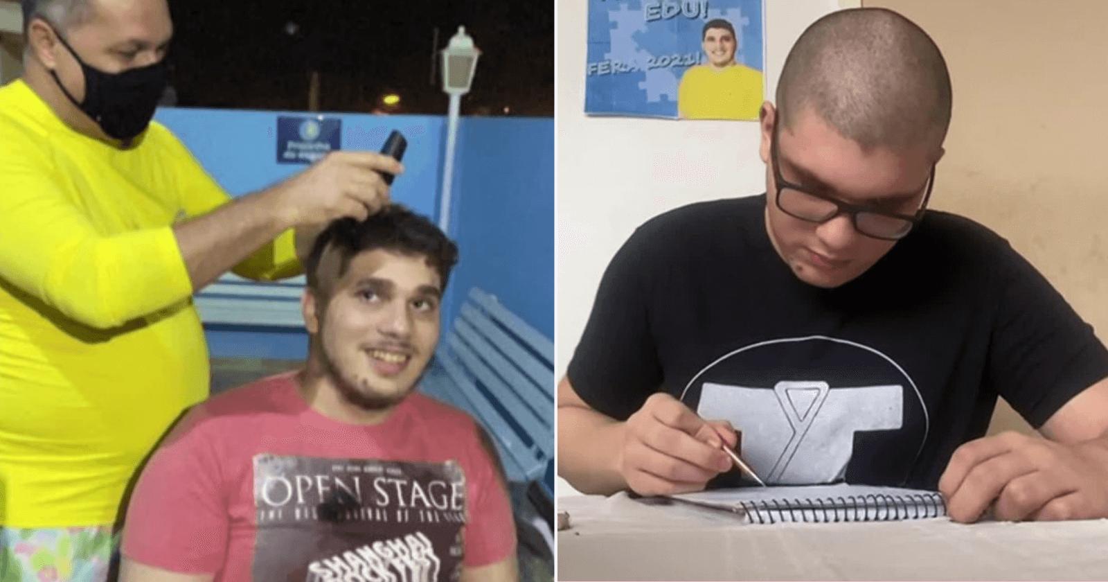 Jovem com Síndrome de Asperger é aprovado no SISU com segunda maior nota