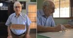 Aposentado de 90 anos se matricula em arquitetura e urbanismo e se torna inspiração