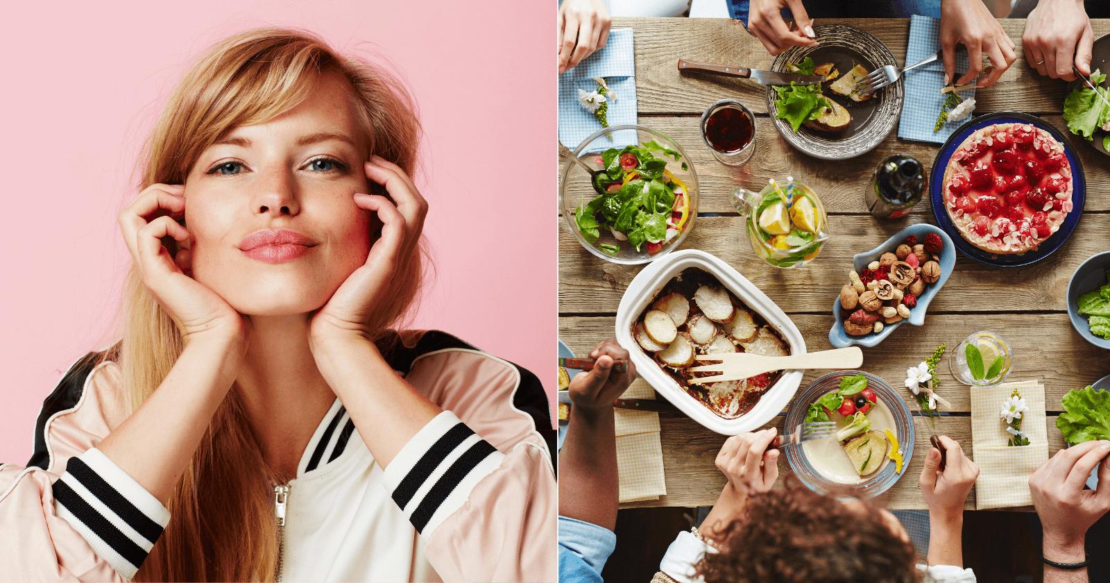 20 alimentos que te deixarão ainda mais BONITO (e acredite, mais sexy também!)