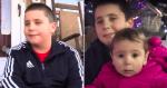 Garotinho de 8 anos salva vida da irmã com imitando programa da Nickelodeon