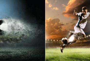 Feitos no futebol que podem inspirar qualquer um!