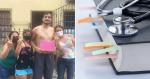 Rapaz que trabalhava com recicláveis é aprovado em medicina estudando com livros doados