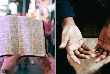 70 Versículos sobre o poder da ORAÇÃO
