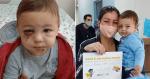 Vaquinha do bebê que sobreviveu ao ataque à creche bate meta em poucas HORAS