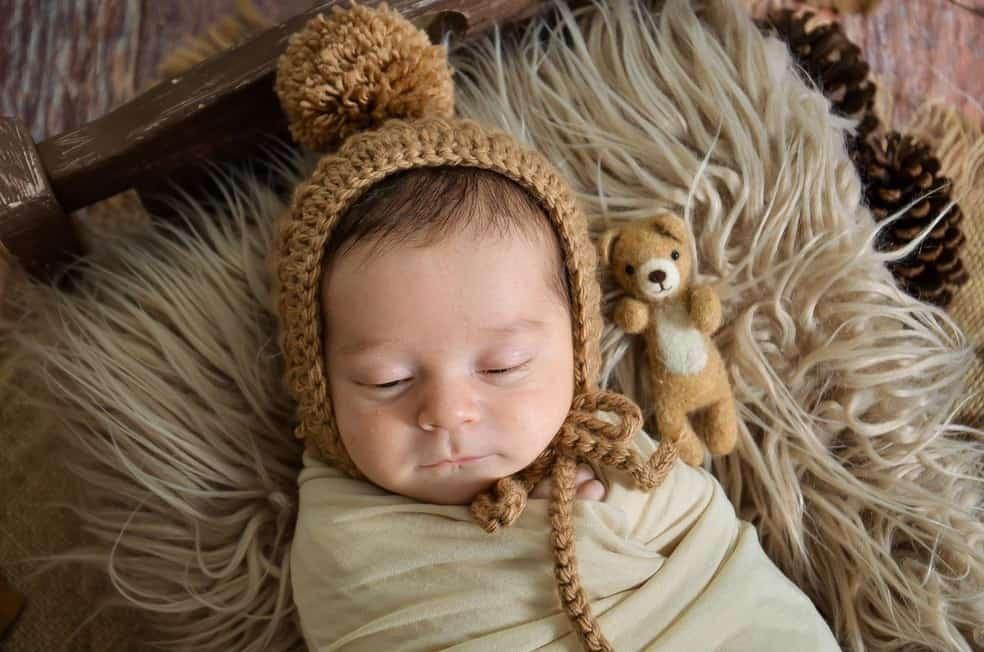 Médicos identificam anticorpos em bebê recém-nascido
