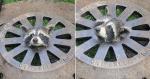 Bombeiros resgatam filhote de guaxinim usando algo improvável