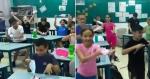 Escola em Israel dispensa uso de máscara e reação das crianças é linda!
