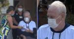 Homem recebe alta após passar 263 internado por causa da Covid-19