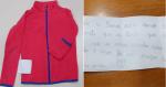 Menina de 9 anos emociona ao deixar bilhete em casaco doado