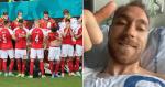 Jogador que sofreu parada cardíaca em campo recebe alta de hospital