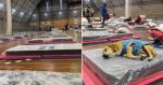 Prefeitura abre ginásio para desabrigados e seus animais se protegerem do frio