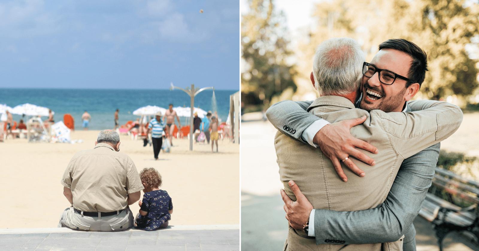 60 legendas para fotos com avó ou vovô! Eles merecem!