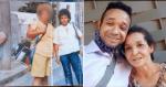 Bombeiro encontra mãe biológica após 8 anos de procura