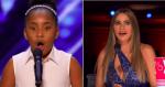 Menina de 9 anos arrepia e entra para história do America's Got Talent