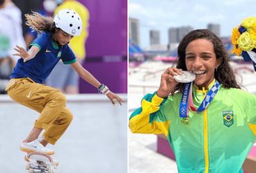 Fadinha faz história sendo medalhista mais nova em 85 anos