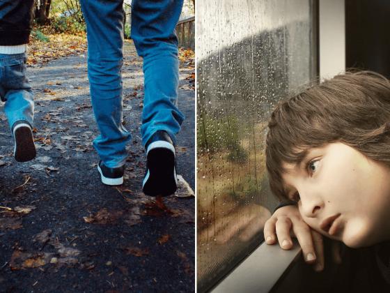 PAIS, CUIDADO! Essa ansiedade nasce nos filhos durante um DIVÓRCIO