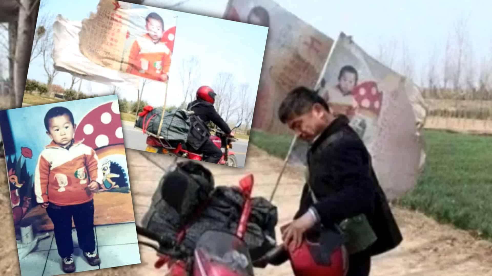 Família reencontra filho sequestrado há 24 anos